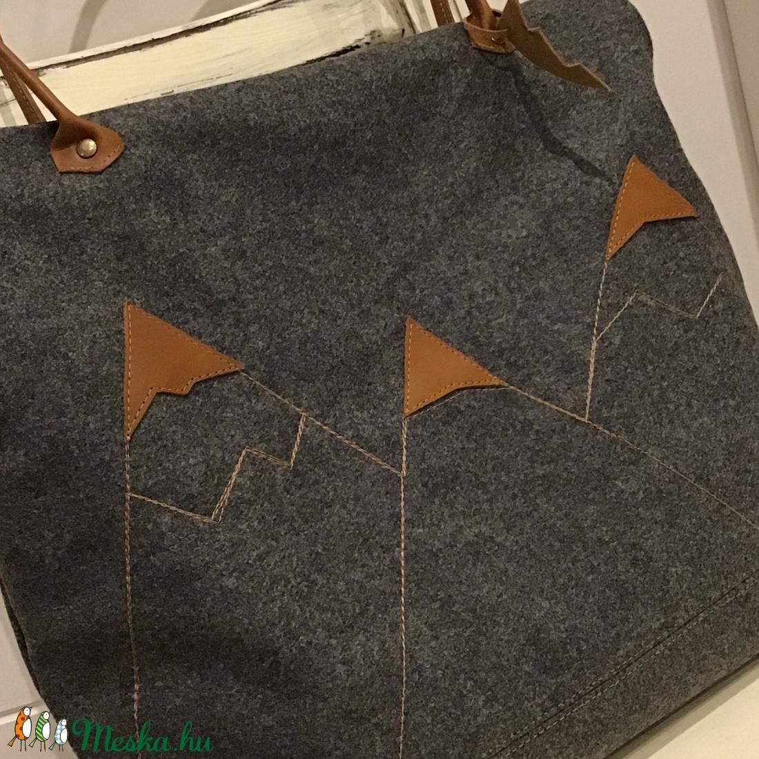 Bőrpántos táska Női táska Nagyméretű táska. pelenkázó táska (BYildi) - Meska 4dc282d865