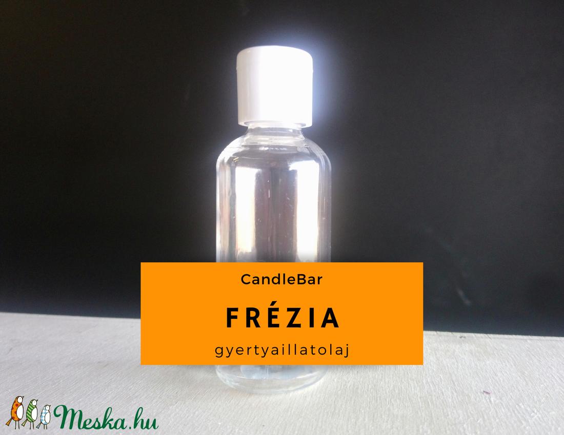CandleBar Frézia illatolaj gyertya illatosításához 10gr - vegyes alapanyag - gyertya - Meska.hu