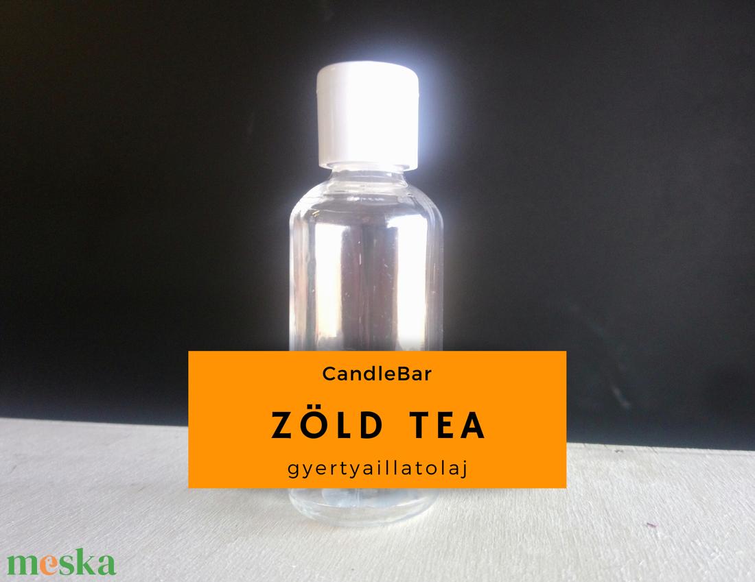 CandleBar Zöld Tea illatolaj gyertya illatosításához 10gr - vegyes alapanyag - gyertya - Meska.hu