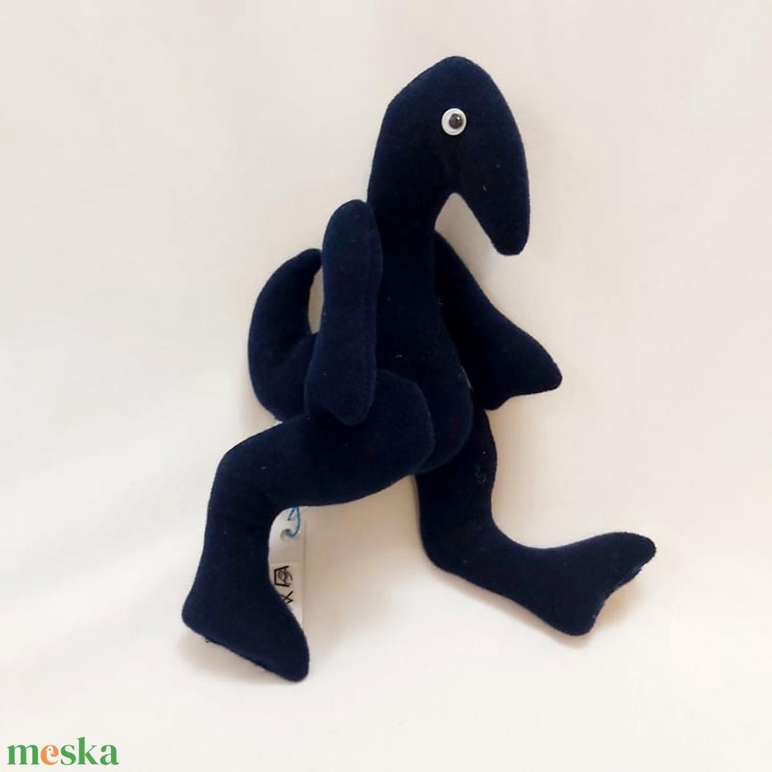 Trodi, a Troodon - neKedD dinókollekció - játék & gyerek - plüssállat & játékfigura - más figura - Meska.hu