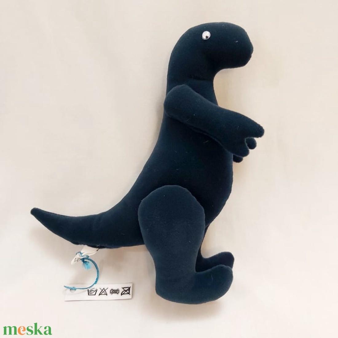 Tirexházi Kedd, a T-rex - neKedD dinókollekció - játék & gyerek - plüssállat & játékfigura - más figura - Meska.hu