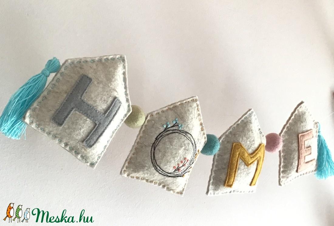HOME girland (colette) - Meska.hu