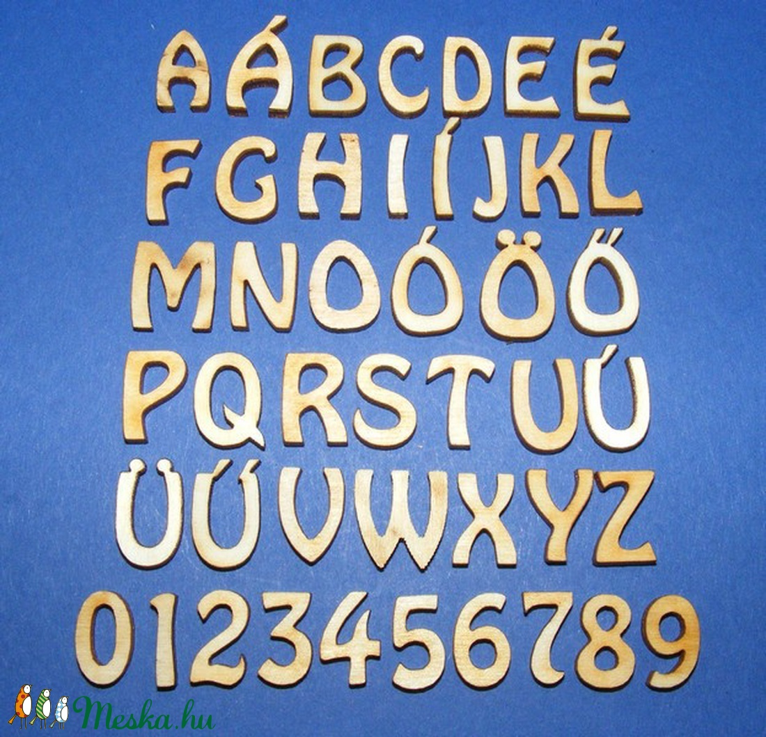 Rusztikus fa betű (20x15 mm) - Y - fa - Meska.hu