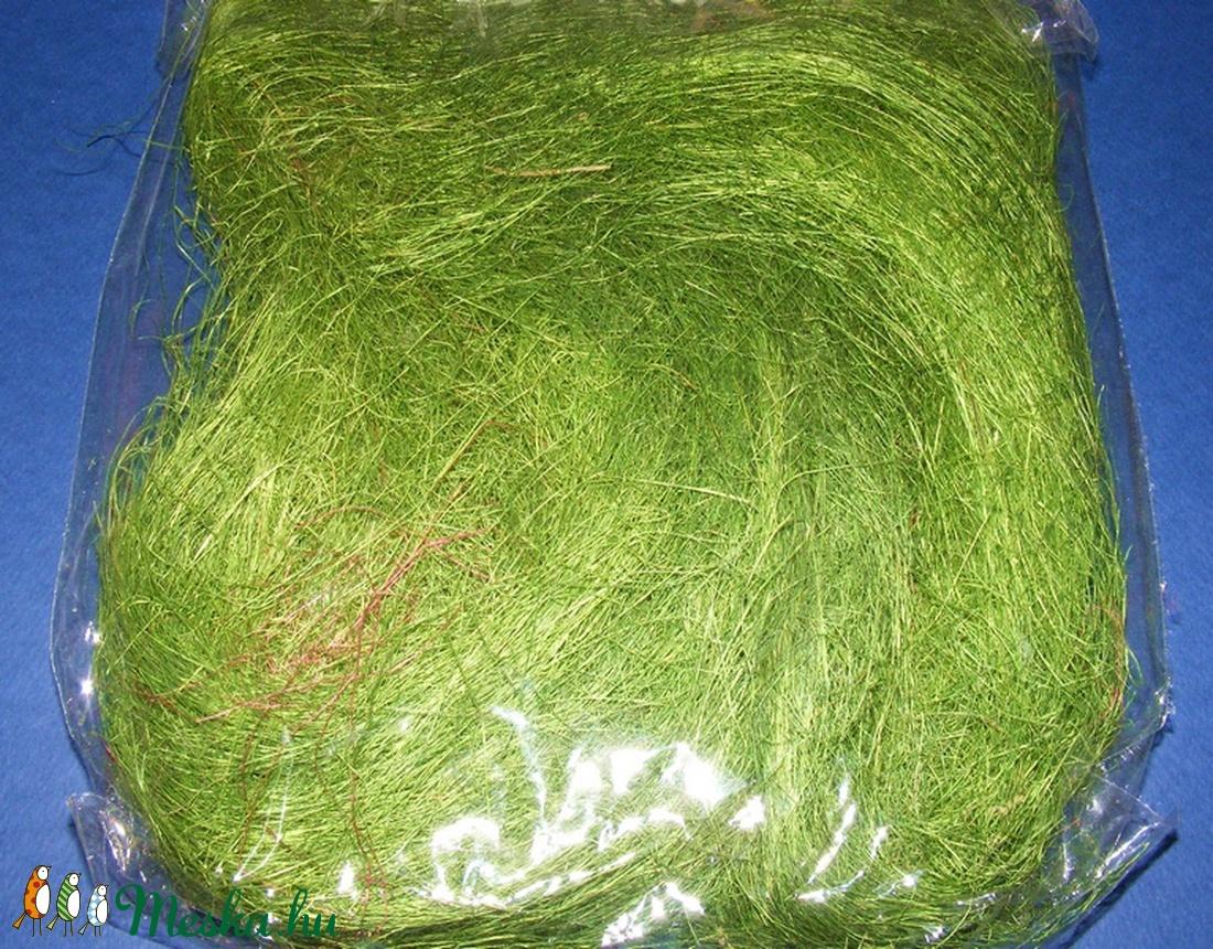 Szizál gombolyag (40 g/csomag) - zöld (csimbo) - Meska.hu