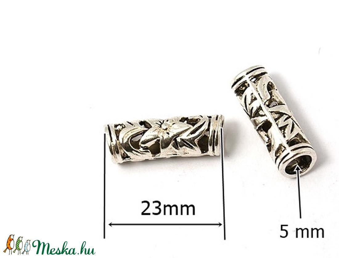 Cső-26 (23x8 mm/1 db) (csimbo) - Meska.hu