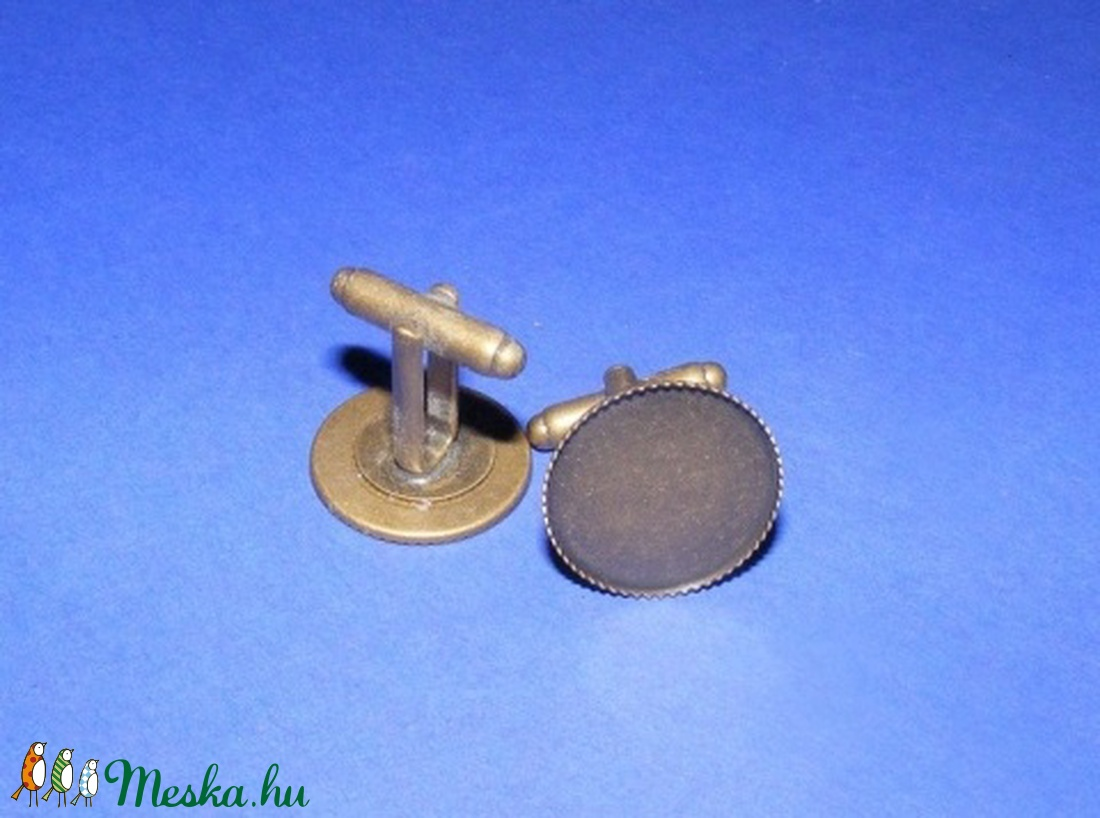 Mandzsettagomb alap (160. minta/2 db) - gomb - Meska.hu