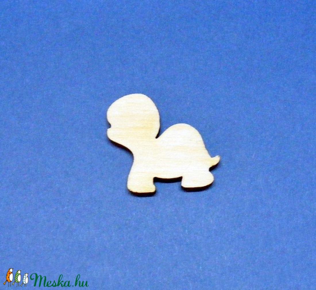 Fa alap (255. minta/1 db) - teknős - fa - Meska.hu