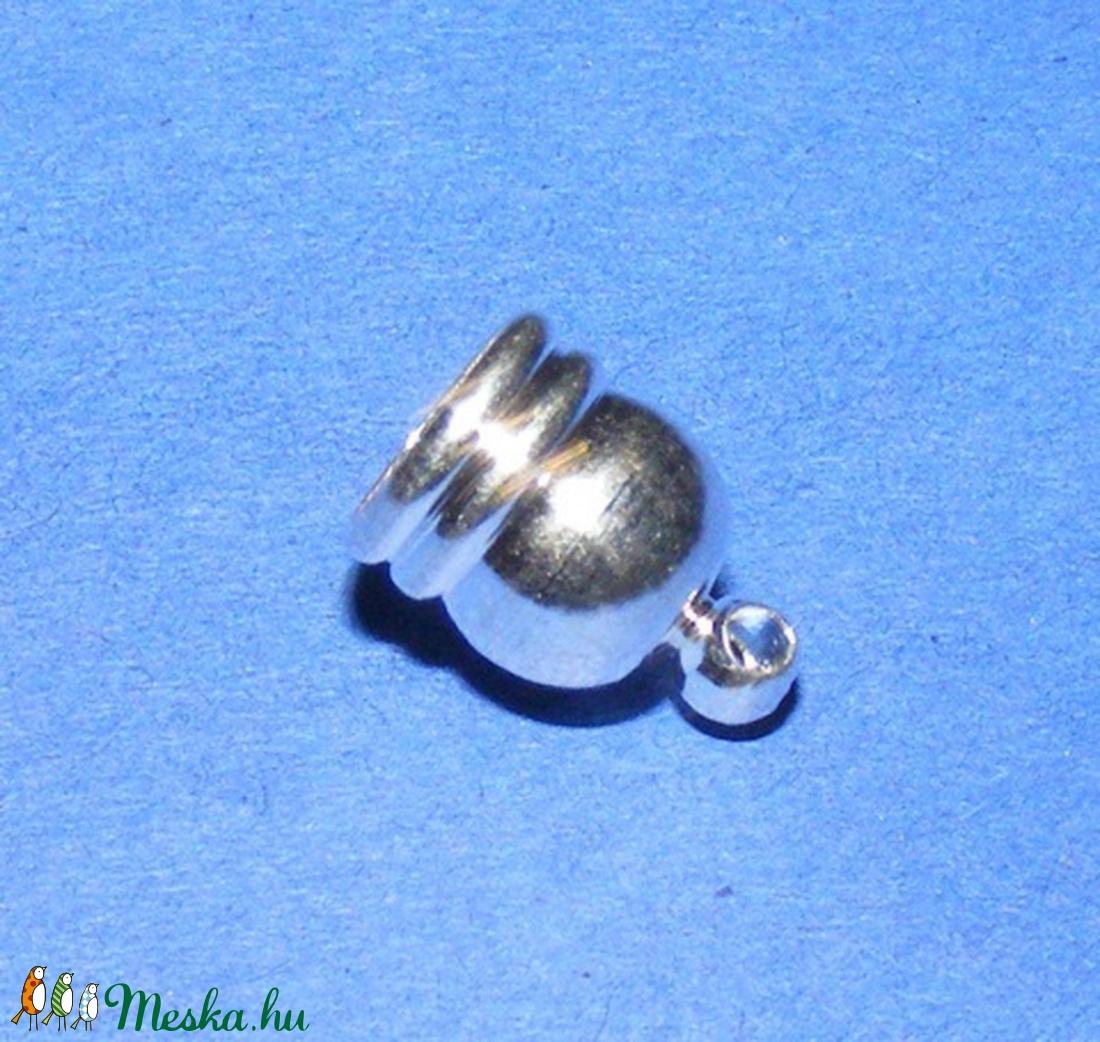 Bőrvég (54 minta/1 db) - 10x7 mm - gyöngy, ékszerkellék - Meska.hu