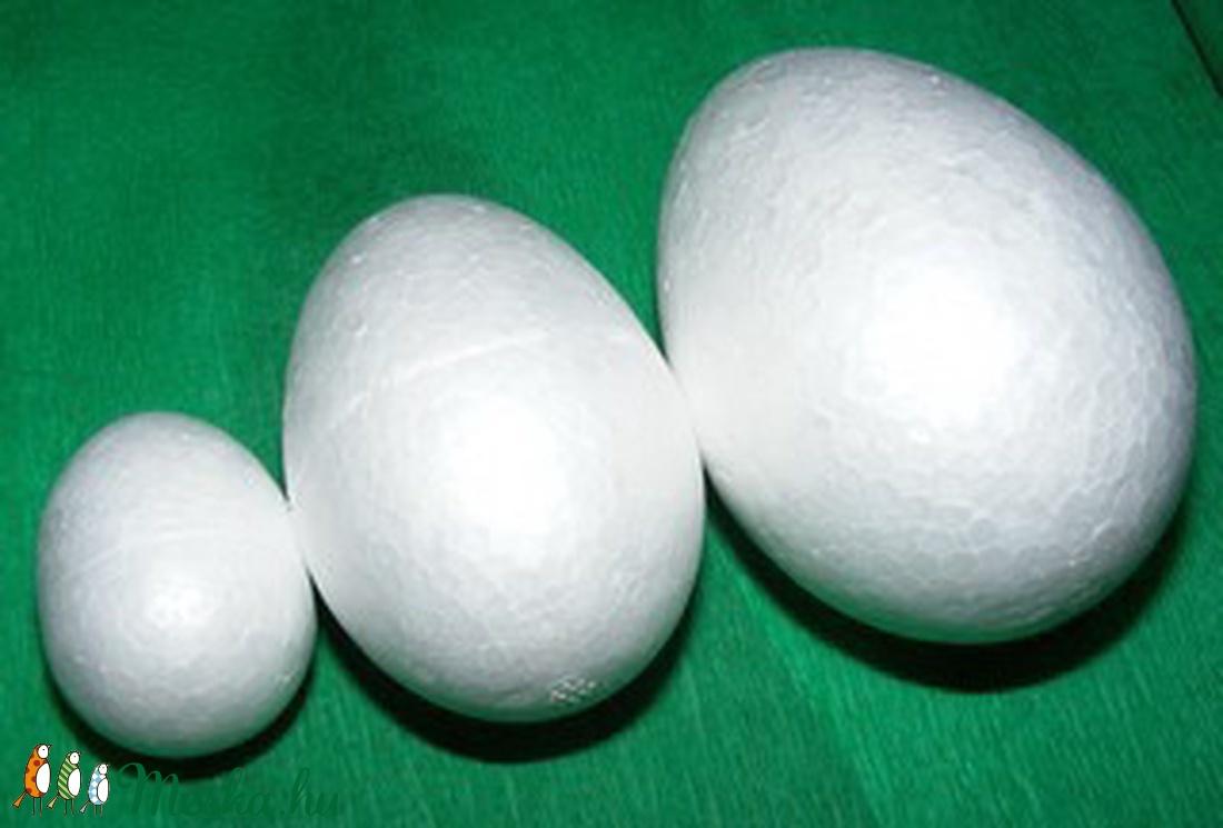 Hungarocell tojás (55x40 mm/1 db) (csimbo) - Meska.hu