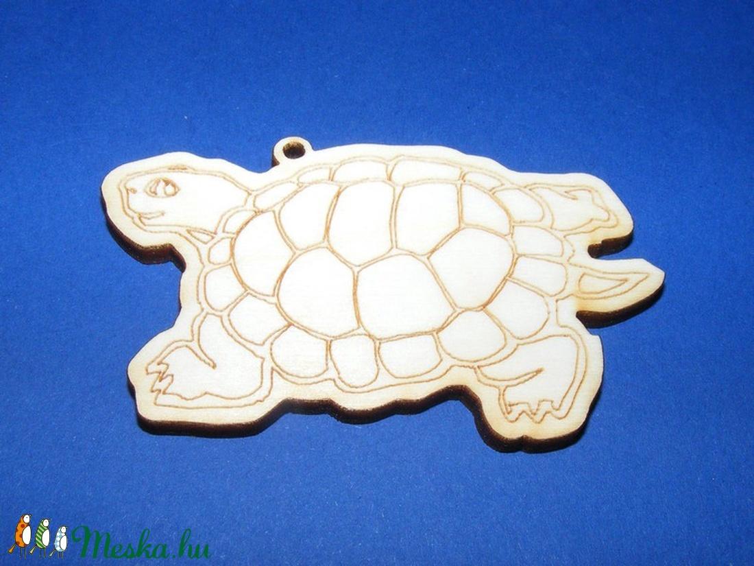 Fa alap (127. minta/1 db) - teknős - Meska.hu