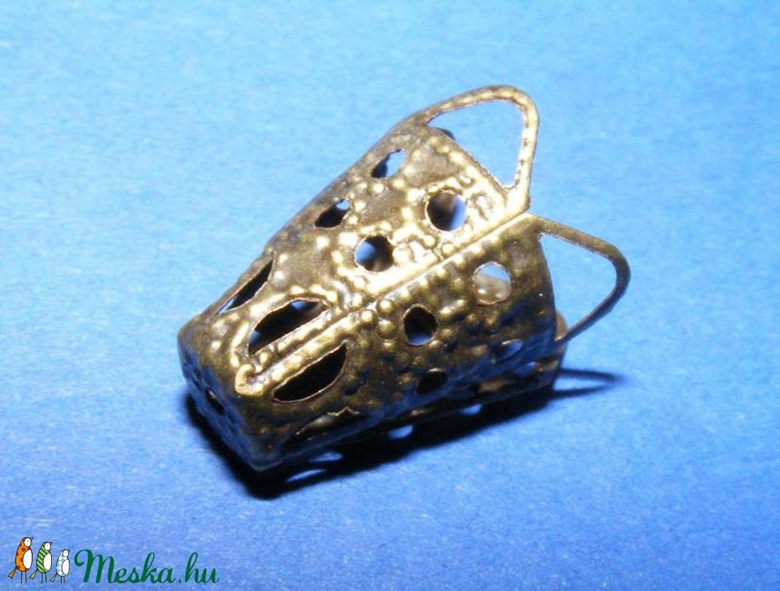 Gyöngykupak (24. minta/4 db) - 16x10 mm -  - Meska.hu