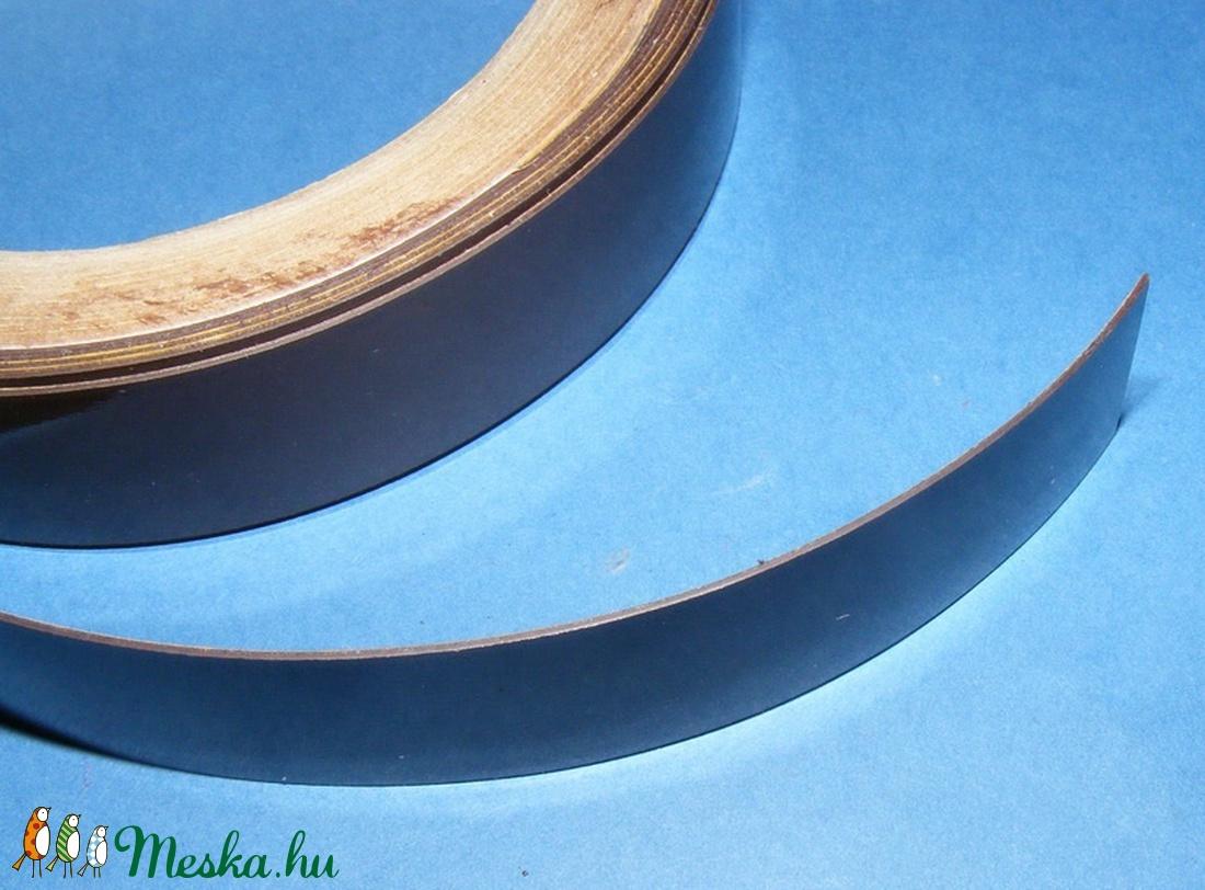 Öntapadó mágnesszalag (0,5 mm/1 m) - 20 mm - vegyes alapanyag - Meska.hu