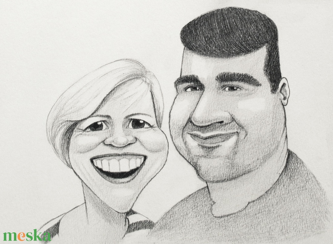 Karikatúra fotóról (csirimiri) - Meska.hu