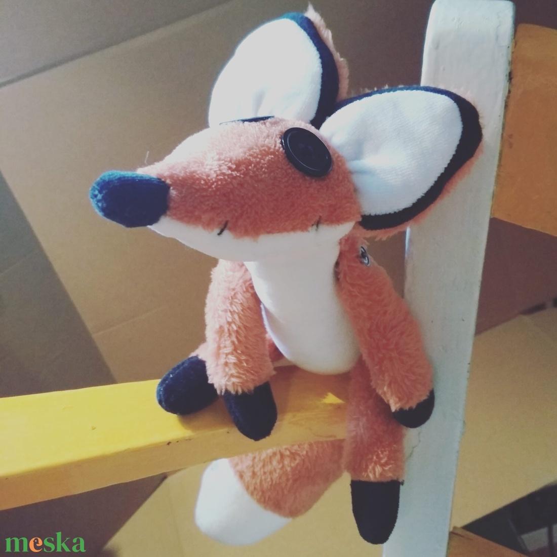 Kis herceg rókája - Meska.hu