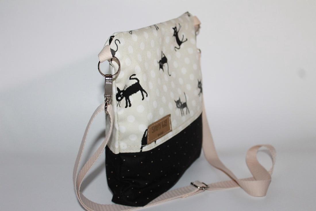 ... Táska cicás táska női táska kisméretű táska (BYildi) - Meska.hu ... efe9a3fdba