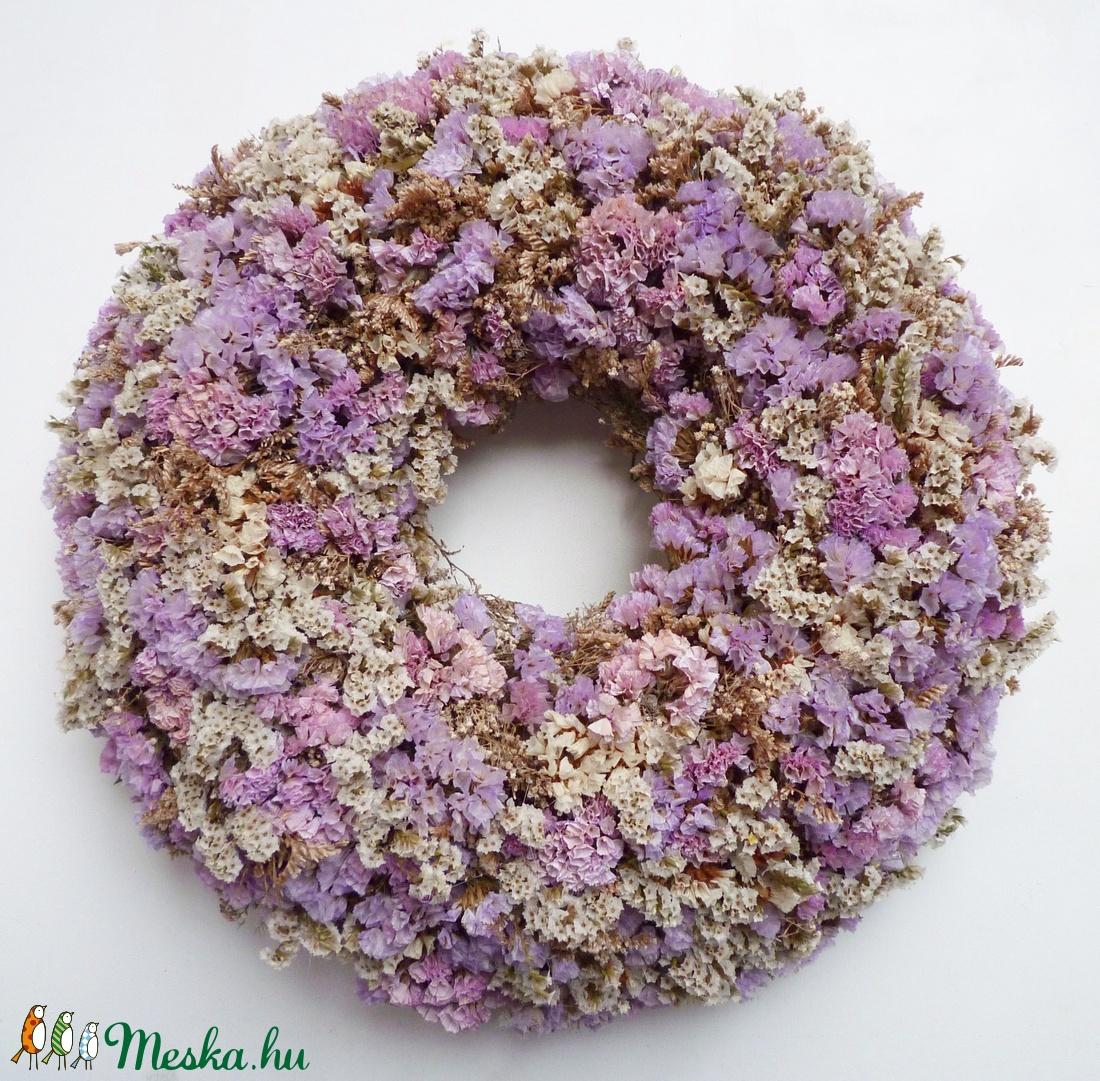 Vintage sóvirág koszorú - Meska.hu
