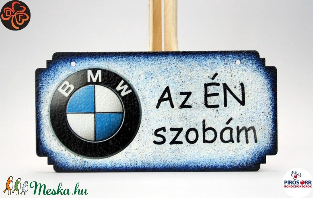 BMW fatábla ; BMW rajongóknak (decorfantasy) - Meska.hu