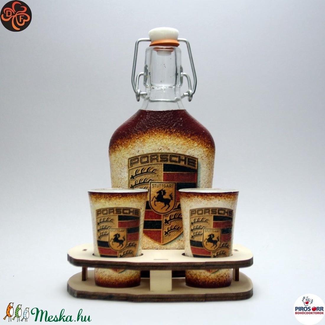 PORSCHE italos készlet ; Prémium minőségben (decorfantasy) - Meska.hu