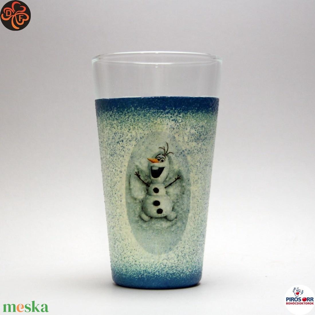 Pohár gyerekeknek, pohár kicsiknek (decorfantasy) - Meska.hu