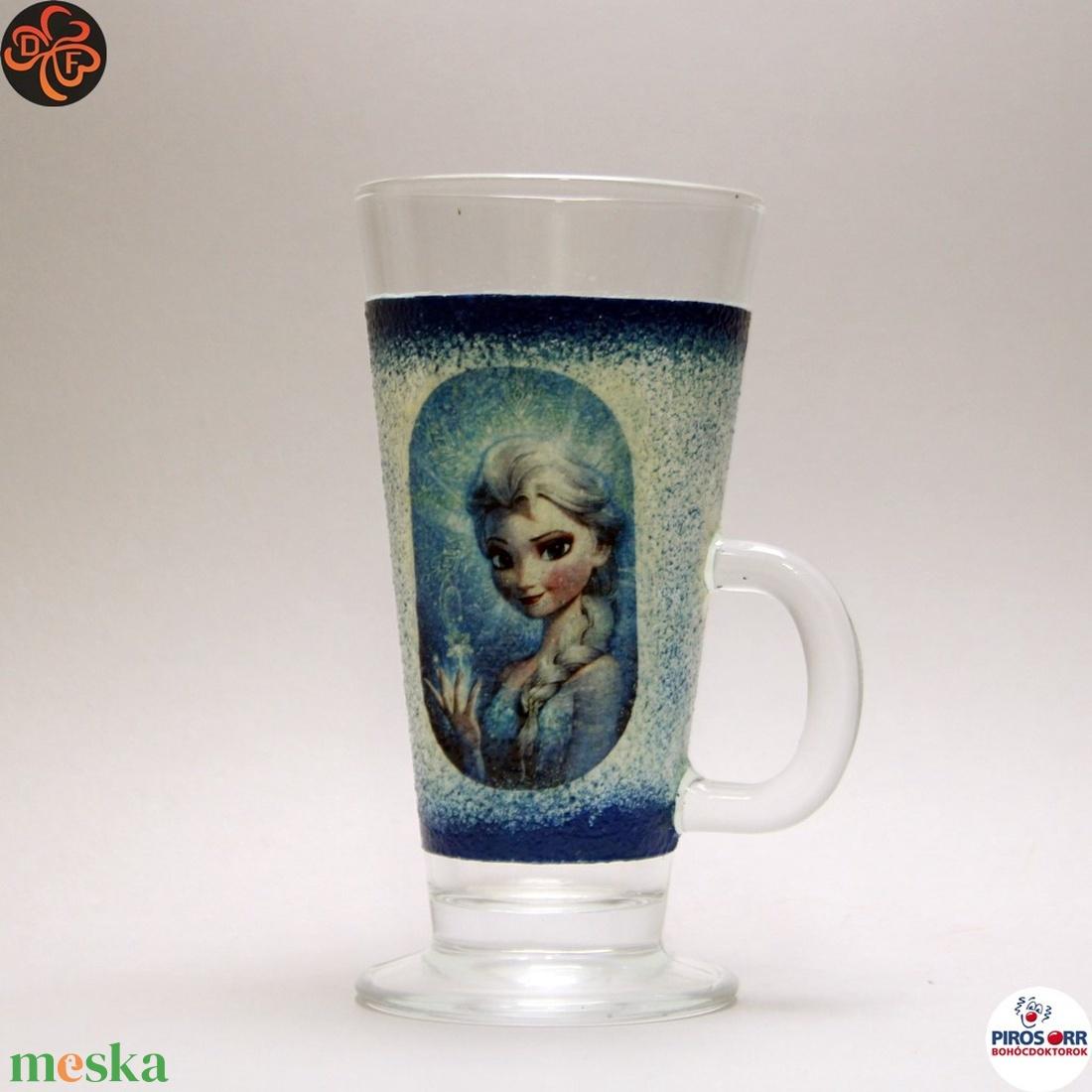 Pohár nagylányoknak, pohár hercegnőknek (decorfantasy) - Meska.hu