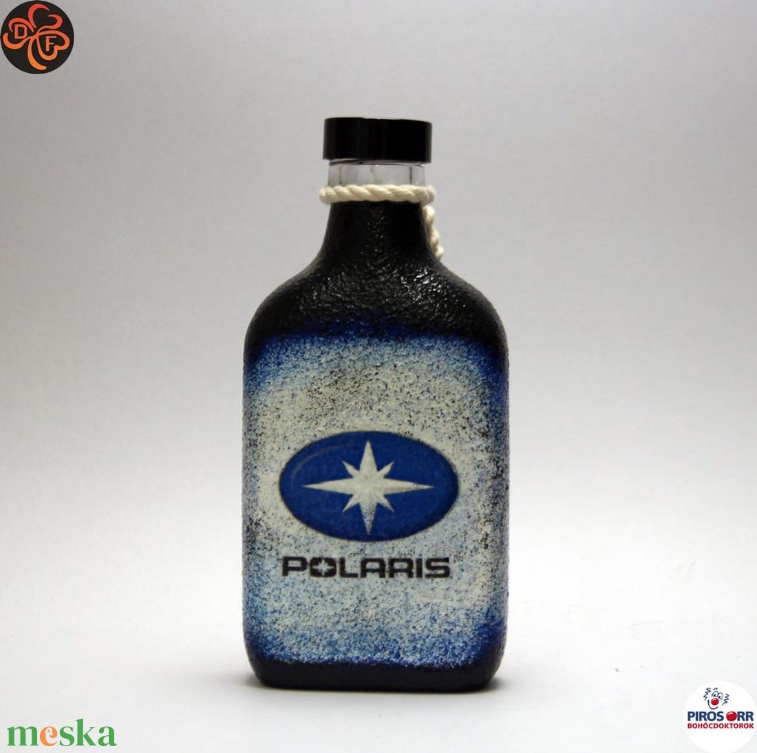 POLARIS italos üveg ; Saját quadod fényképével is! (decorfantasy) - Meska.hu