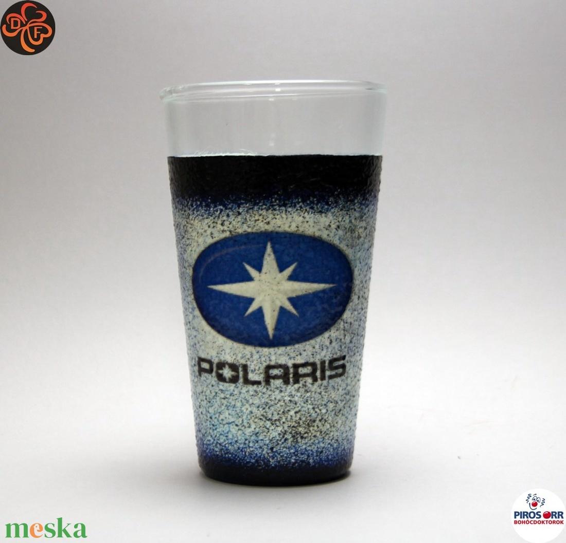 POLARIS üdítős pohár ; Saját quadod fényképével is! (decorfantasy) - Meska.hu