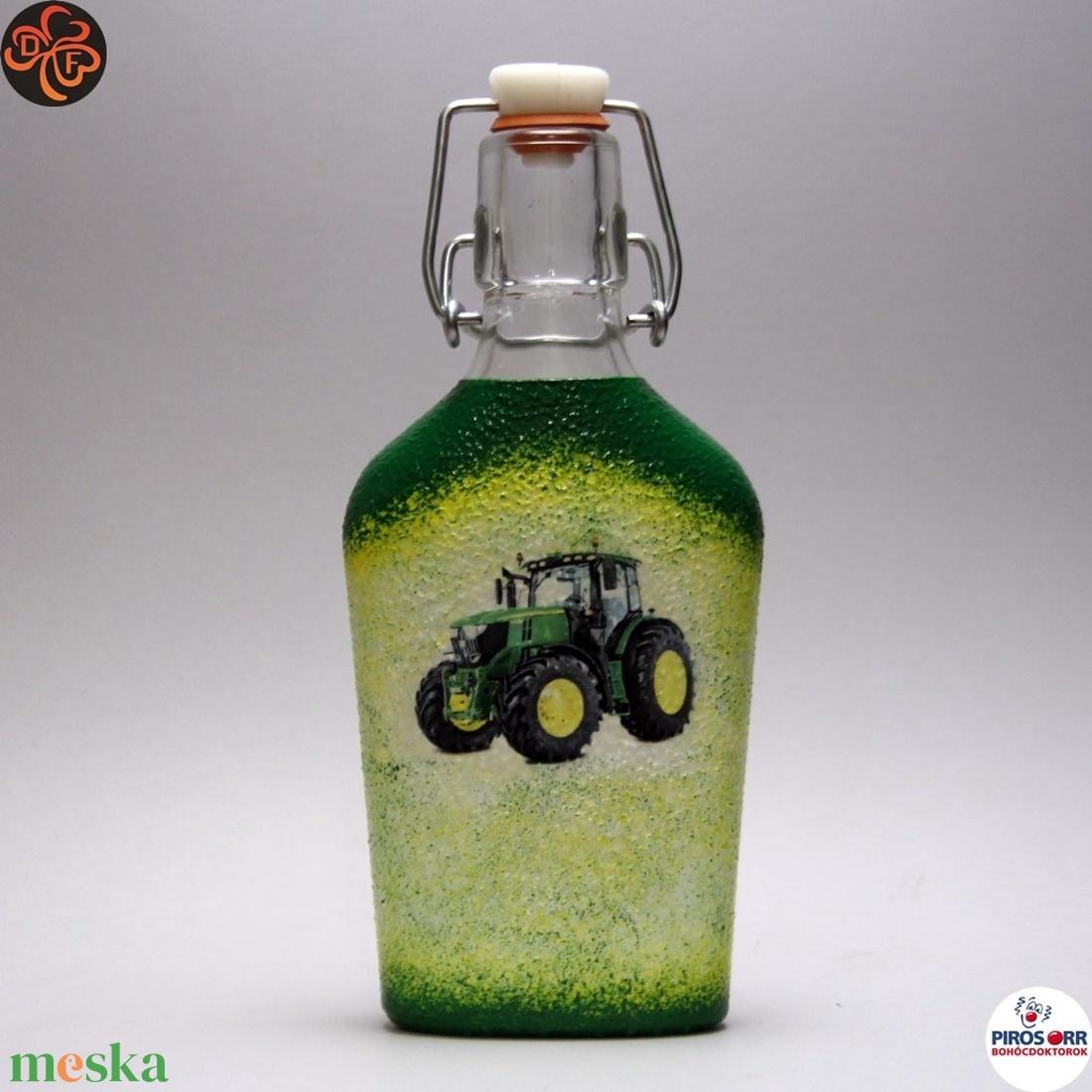 Gazda itala ; John Deere Traktor - Meska.hu