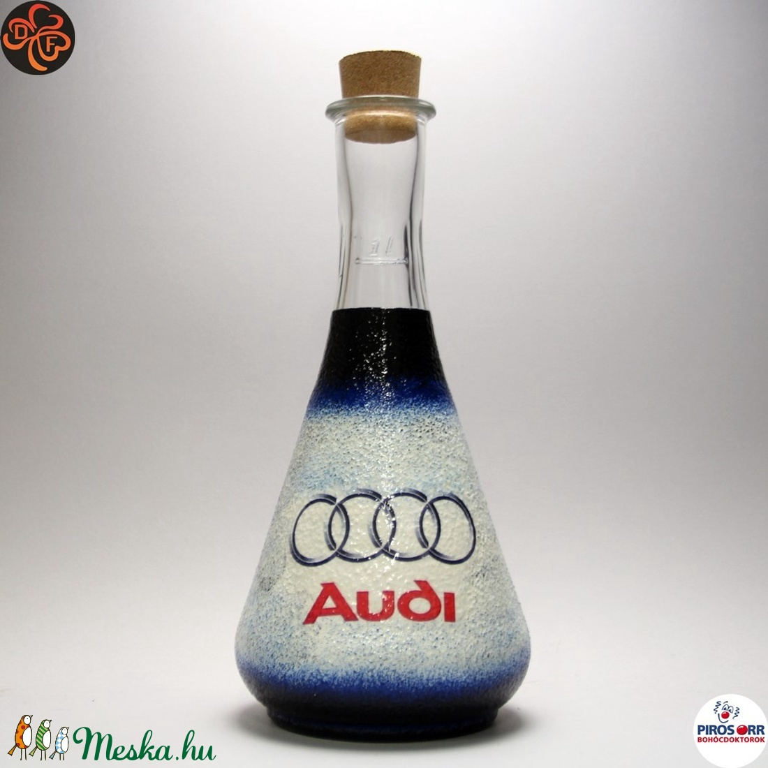Audi bor kiöntő ; Audi rajongóknak (decorfantasy) - Meska.hu