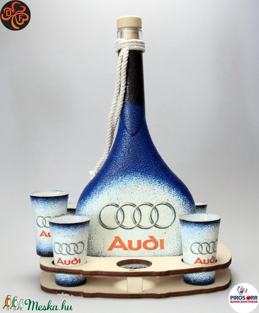 Audi ital készlet ; Audi rajongóknak (decorfantasy) - Meska.hu