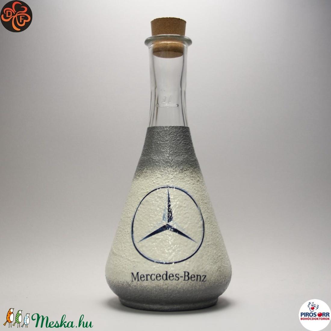 MERCEDES bor kiöntő ; Mercedes rajongóknak, férjeknek, barátoknak - Meska.hu