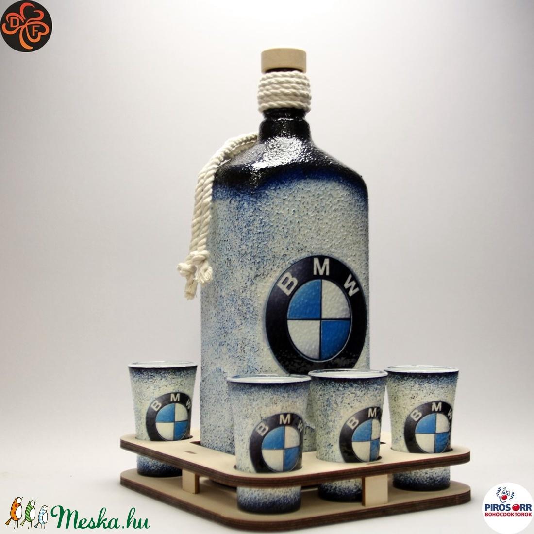 BMW ital készlet ; BMW rajongóknak, apa, testvér, barát számára (decorfantasy) - Meska.hu