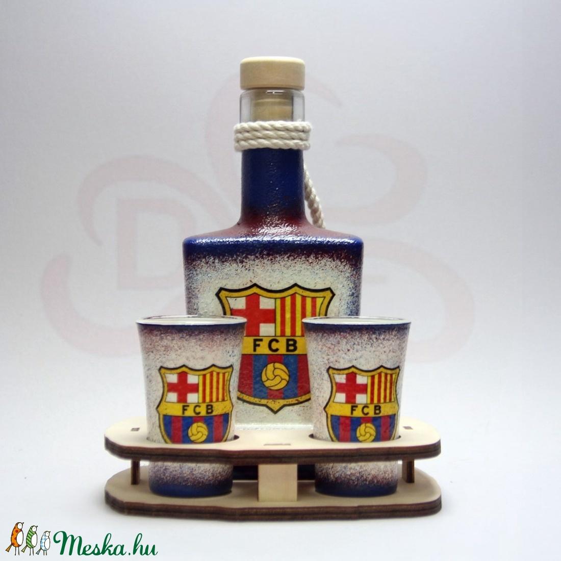 FC Barcelona italos készlet; Barcelona futball szurkolóknak - Meska.hu
