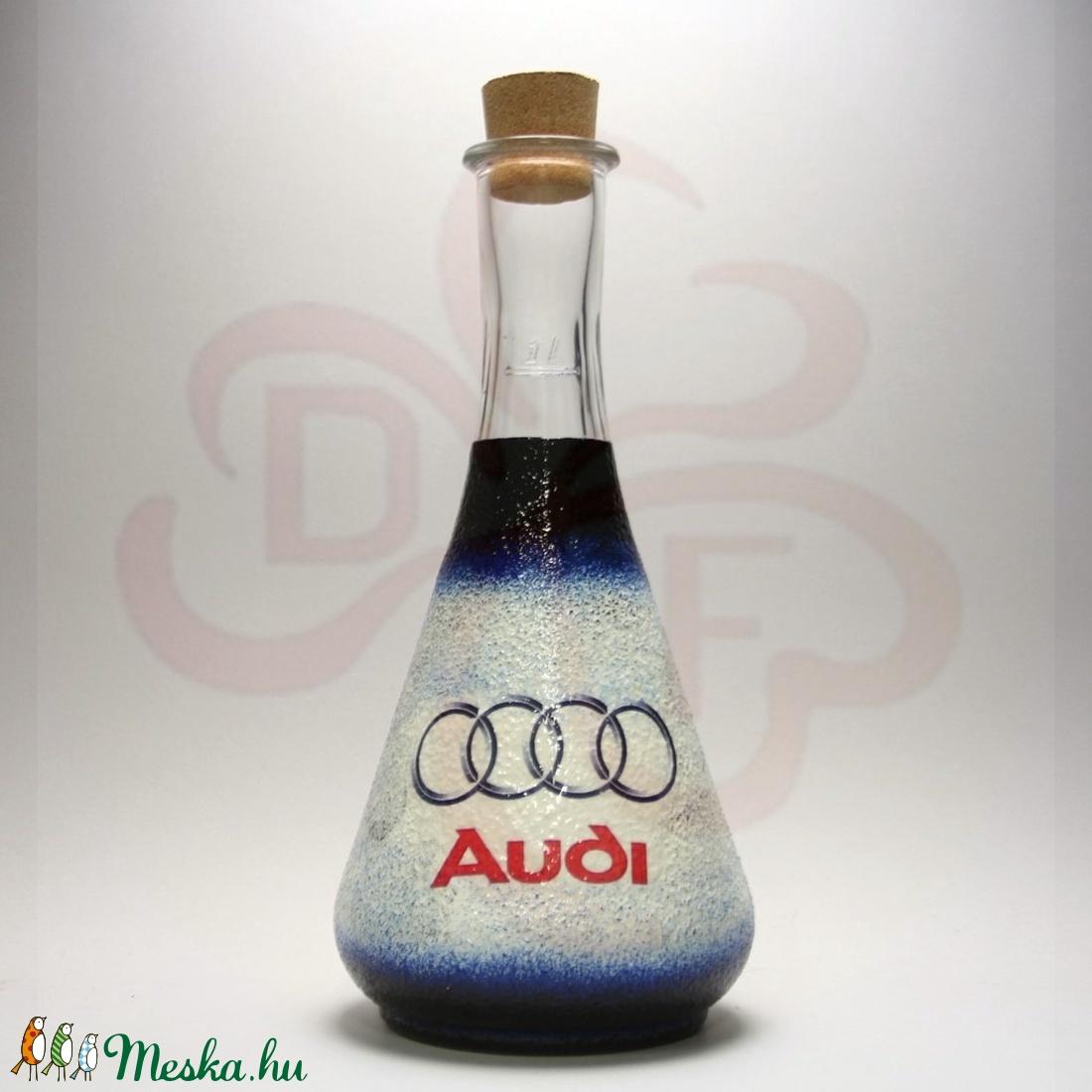 Audi bor kiöntő ; Audi rajongóknak - Meska.hu