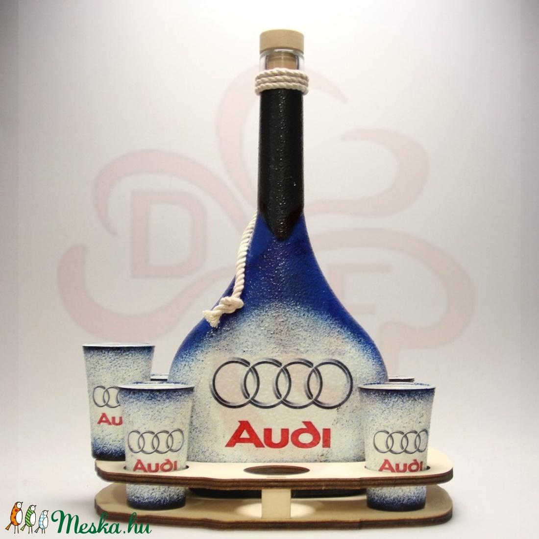 Audi ital készlet ; Audi rajongóknak - Meska.hu