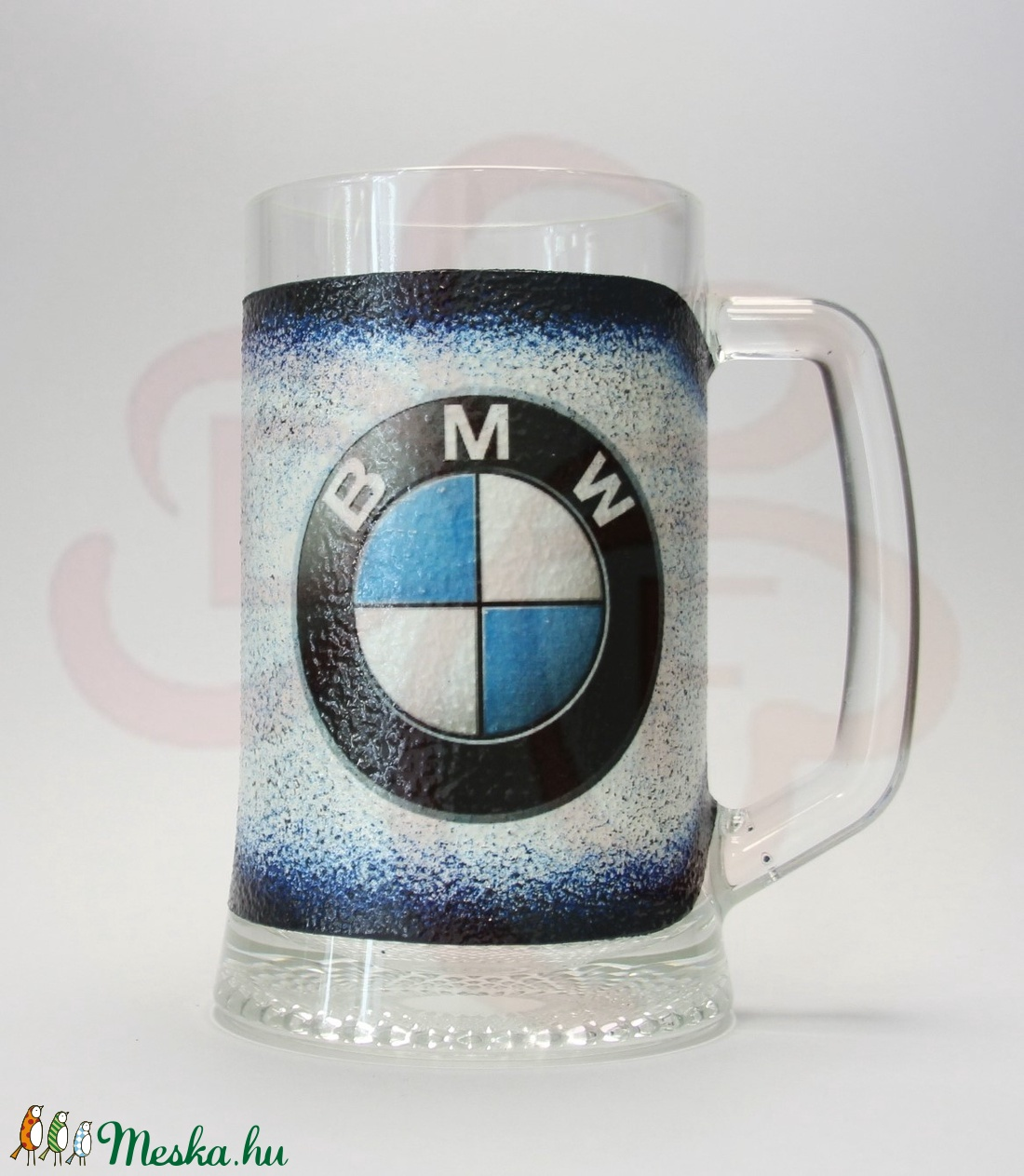 BMW sörös korsó ; BMW rajongóknak (decorfantasy) - Meska.hu