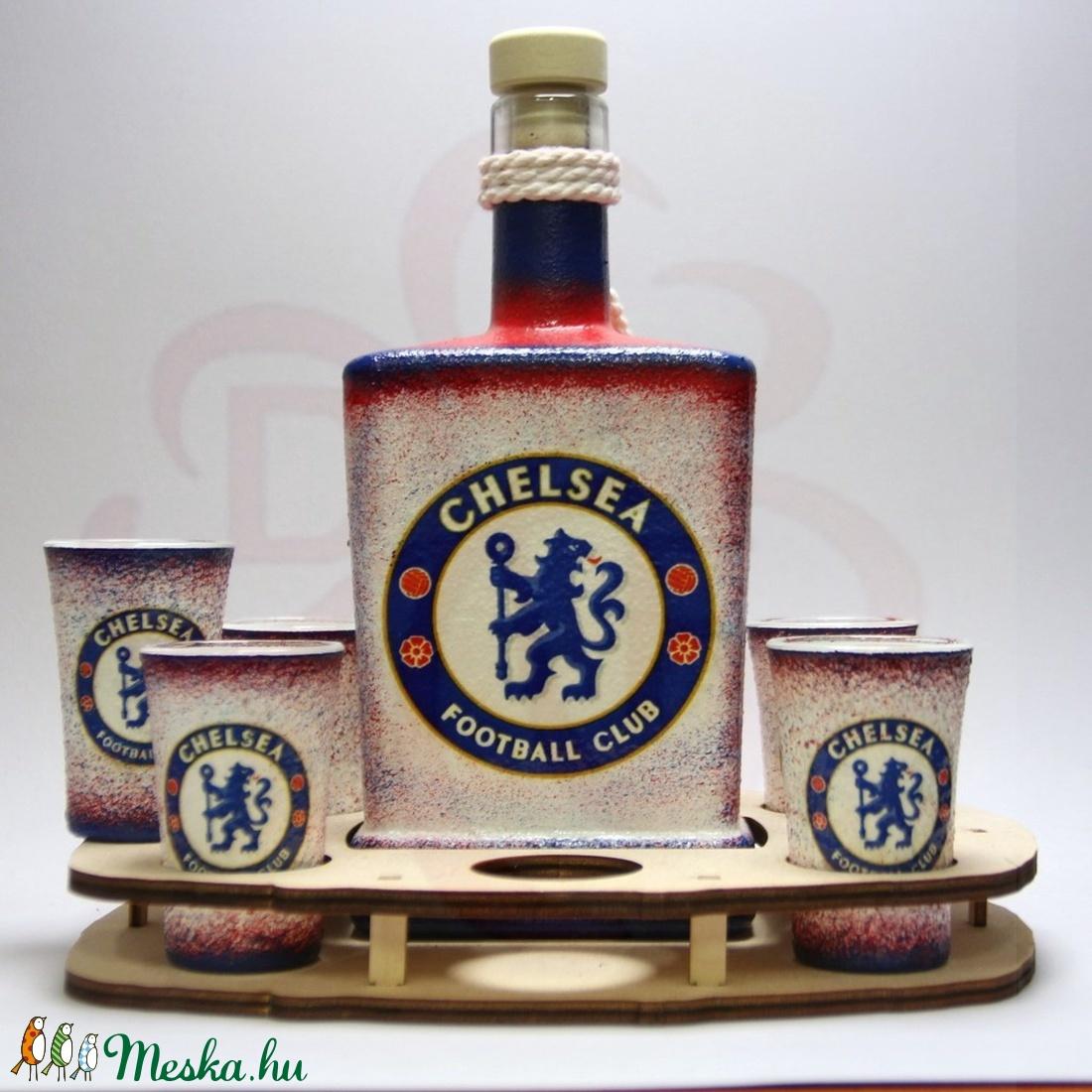 Chelsea FC italszett ;  (decorfantasy) - Meska.hu