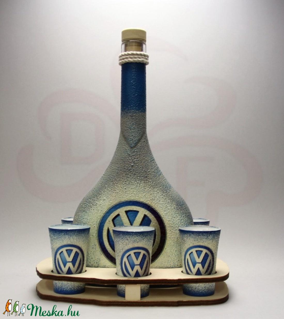 VOLKSWAGEN italos készlet ; Volkswagen autód fényképével is! - Meska.hu