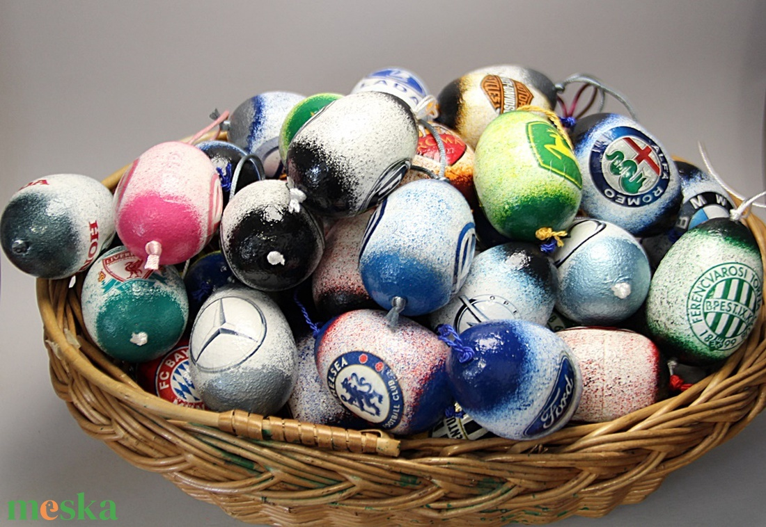 Volkswagen húsvéti tojás ; Ajándék tojás Volkswagen rajongók részére világos pink - otthon & lakás - dekoráció - dísztárgy - Meska.hu