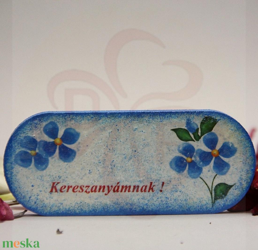 Anyák napi HŰTŐMÁGNES: ANYA, MAMA - fényképpel, felírattal is - anyák napi ajándék édesanyáknak - Meska.hu