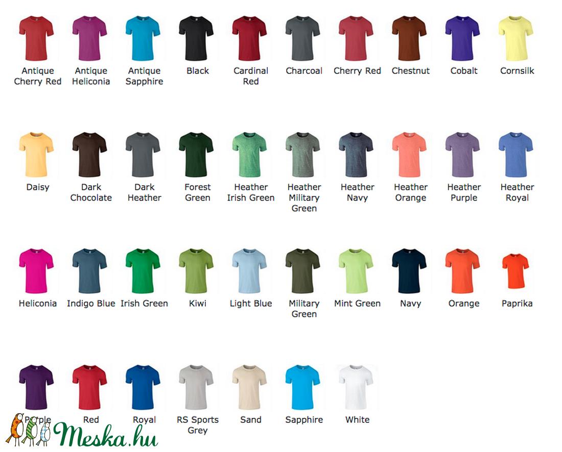 (DesignMouse) - Meska.hu Kézzel készített páros póló - Nélküled elindulni. 91d6565239