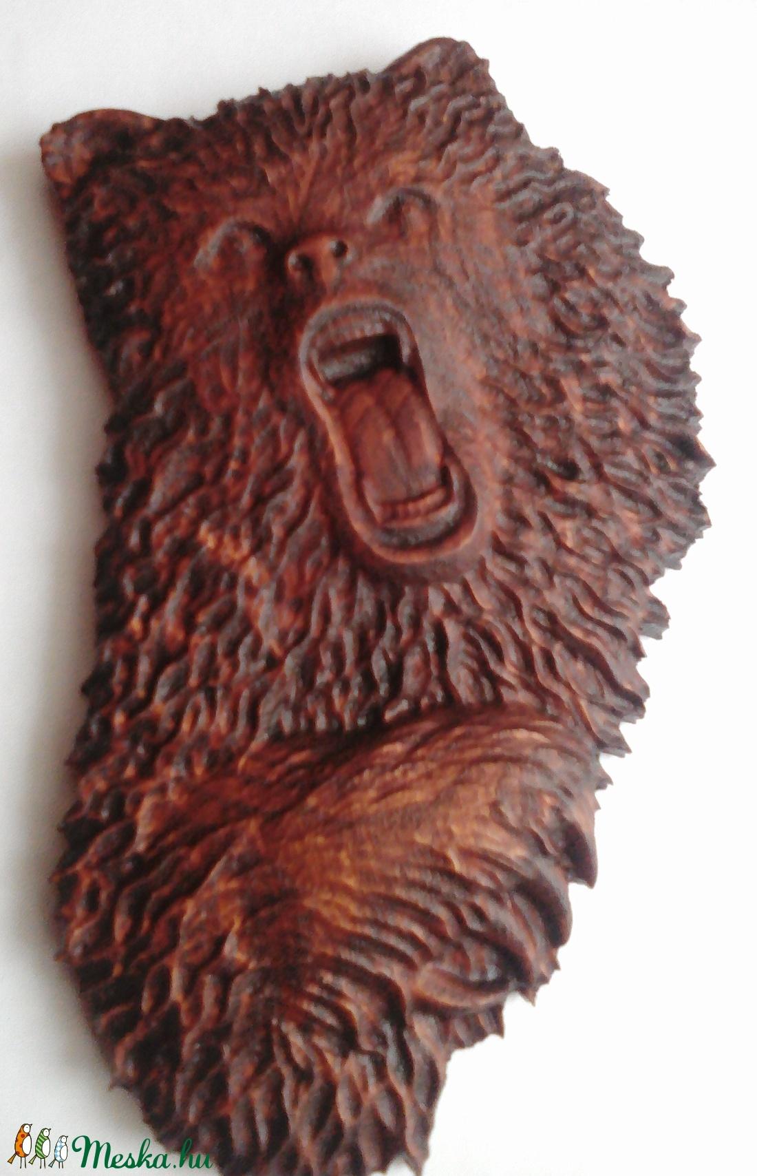 Medve - faragás - művészet - Meska.hu