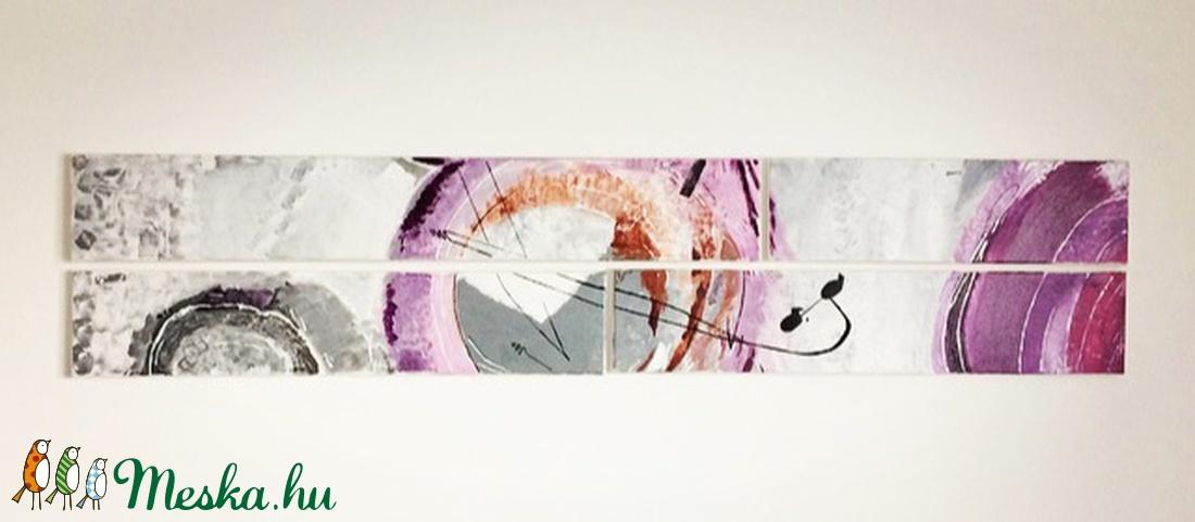 Modern abstract (Ecsajbok) - Meska.hu