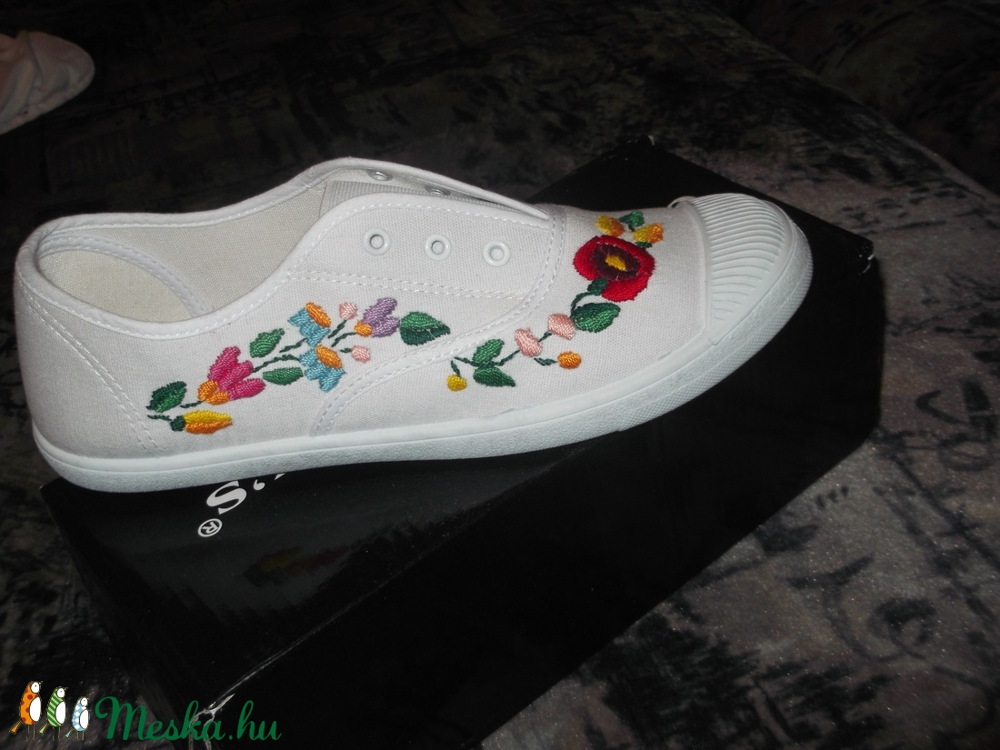 kalocsai cipő (emese1978) - Meska.hu 4f162b30ee