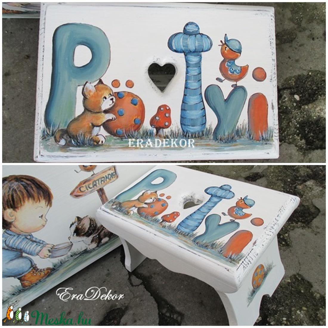 A cica meséje - játék & gyerek - 3 éves kor alattiaknak - Meska.hu