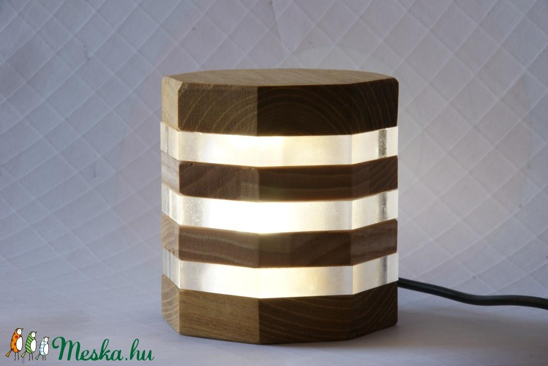 zLamp2 LED-es hangulatlámpa (erdeizoli) - Meska.hu