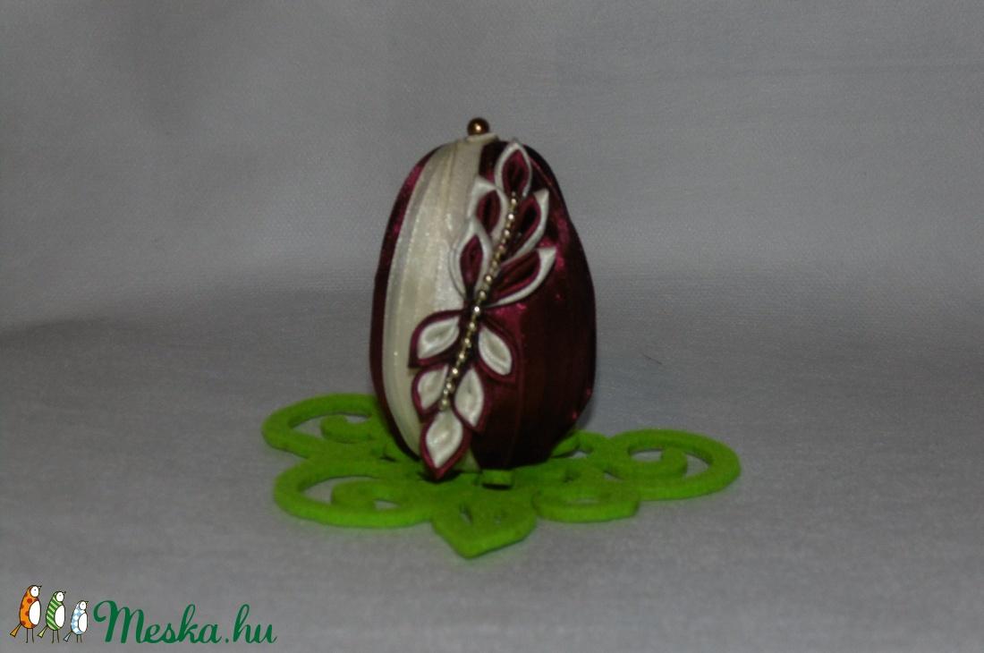 Húsvéti tojás dekoráció (evadel) - Meska.hu