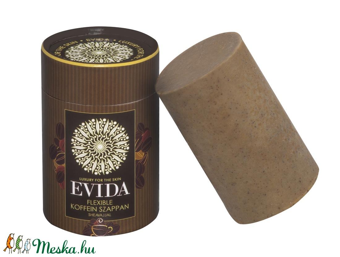 Kávés, bőrradírozó szappan (Evida) - Meska.hu