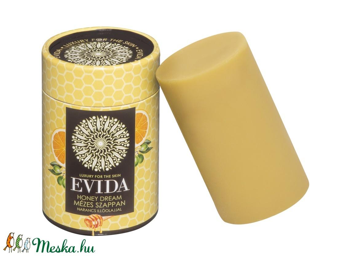 Hidratáló mézes szappan (Evida) - Meska.hu