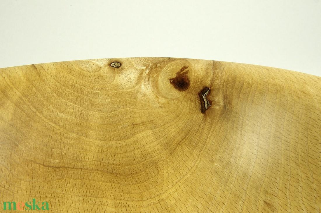Muránói - Egyedi kézműves kínálótál bükkfából - otthon & lakás - konyhafelszerelés - kínálótál - Meska.hu