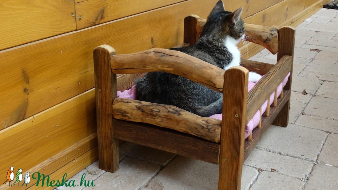 Cica ágy - otthon & lakás - kisállatoknak - cicáknak & macskáknak - Meska.hu